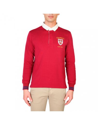 Oxford University QUEENS-POLO-ML-RED