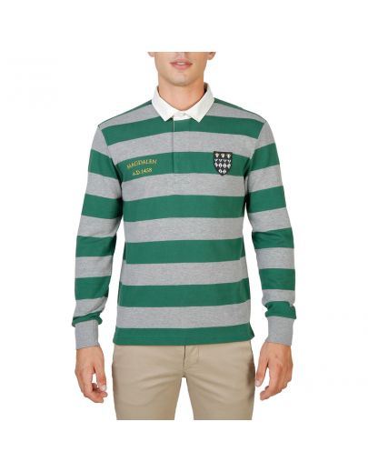 Oxford University MAGDALEN-RUGBY-ML-GREEN
