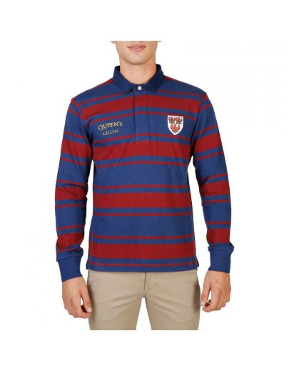 Oxford University QUEENS-RUGBY-ML-RED