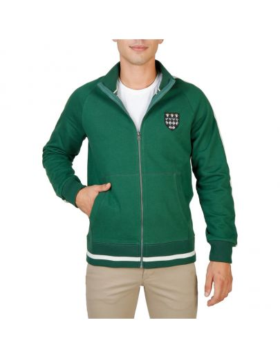 Oxford University MAGDALEN-FULLZIP-GREEN