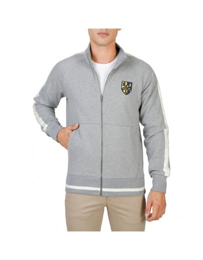 Oxford University TRINITY-FULLZIP-GREY
