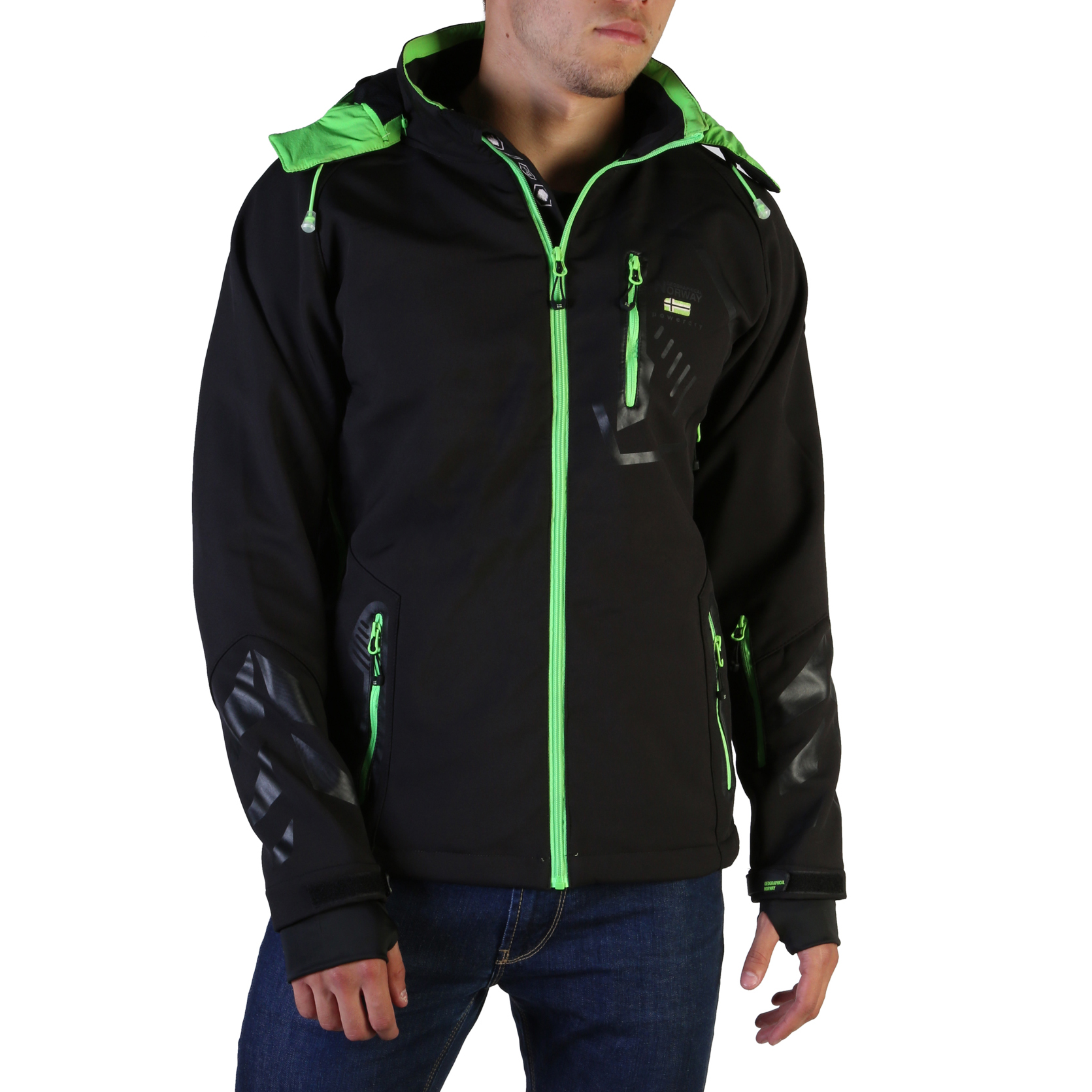 Geographical Norway Tranco_man_black-green
